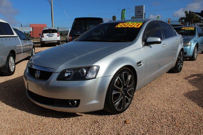 2008 Holden Calais VE MY08.5 Silver