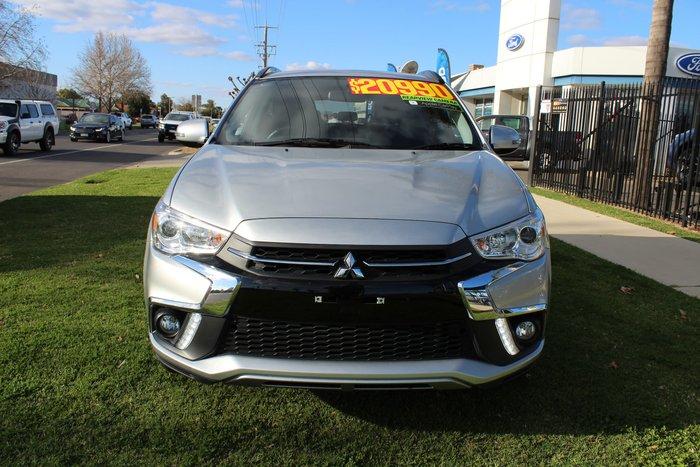 2017 Mitsubishi ASX LS XC MY18 null
