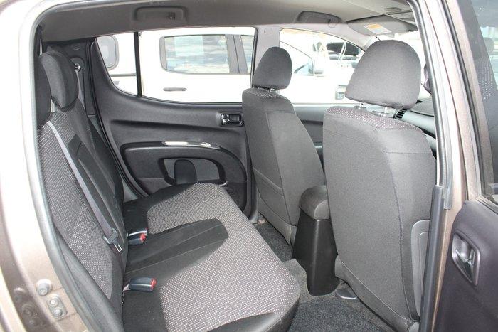 2014 Mitsubishi Triton GLX-R MN MY15 4X4 Dual Range Bronze