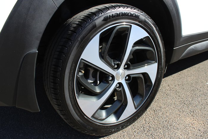 2016 Hyundai Tucson Elite TLe MY17 4X4 On Demand White