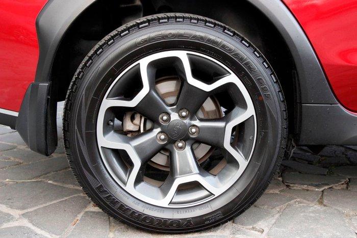 2013 Subaru XV 2.0i-S G4X MY13 Four Wheel Drive Red
