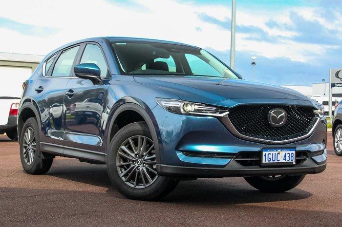 2018 Mazda CX-5 Maxx Sport
