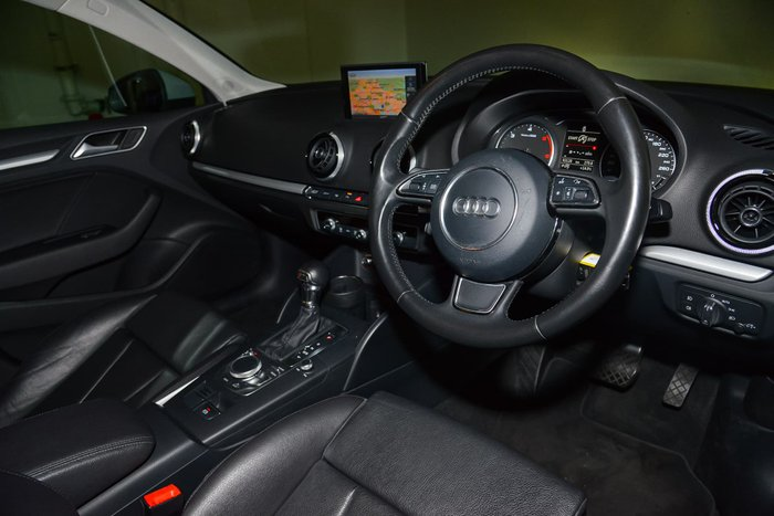 2014 Audi A3 Ambition 8V MY14 Grey