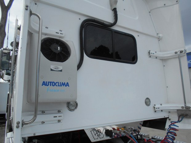 2012 Western Star 4864FXC WHITE