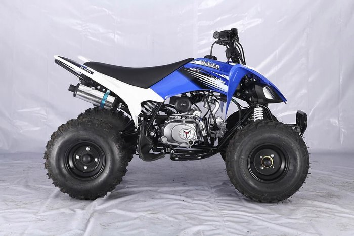 2019 CROSSFIRE ROVER 125 null null Blue