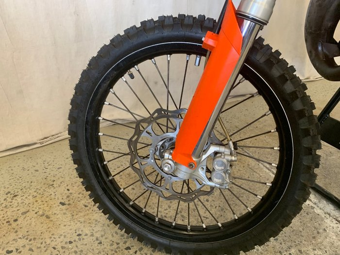 2015 Ktm 85 SX SW Orange