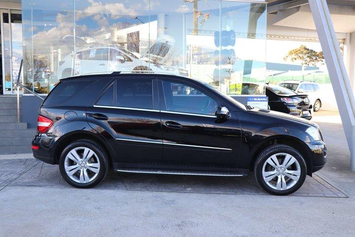 2009 Mercedes-Benz ML350 Luxury W164 MY09 4X4 Constant Black