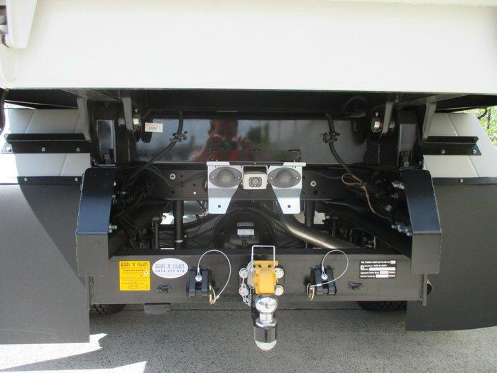 2019 Mitsubishi Canter 615 615 Factory Tipper