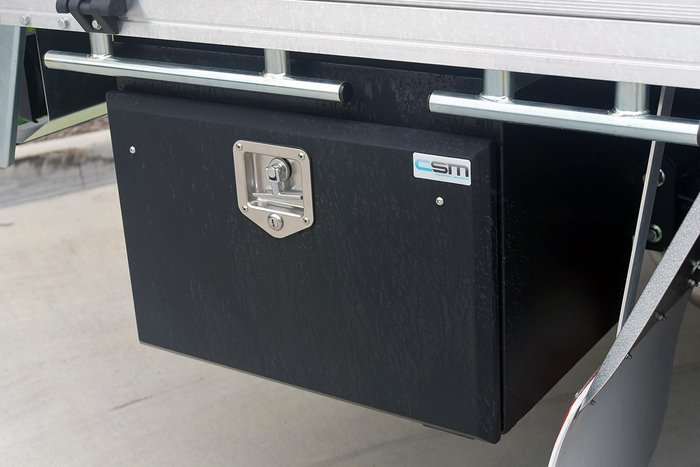 2019 Isuzu NPR 45/55-155 SWB Premium Tradepack Silver