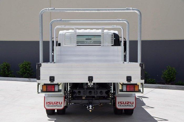 2019 Isuzu NPR 45/55-155 SWB Tradepack White