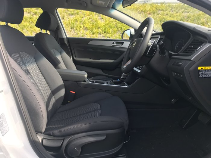 2019 Hyundai Sonata Active LF4 MY19 White