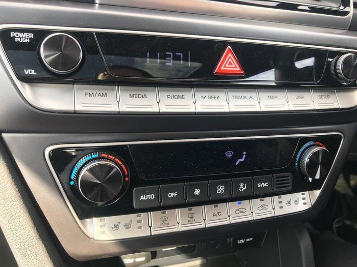 2019 Hyundai Sonata Premium LF4 MY19 Grey