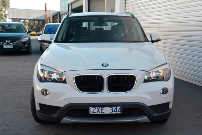 2013 BMW X1 sDrive20i E84 LCI White