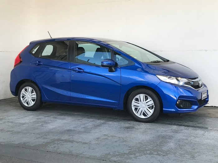 2019 Honda Jazz VTi GF MY19 Blue