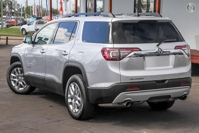 2018 Holden Acadia LT AC MY19 4X4 On Demand Silver