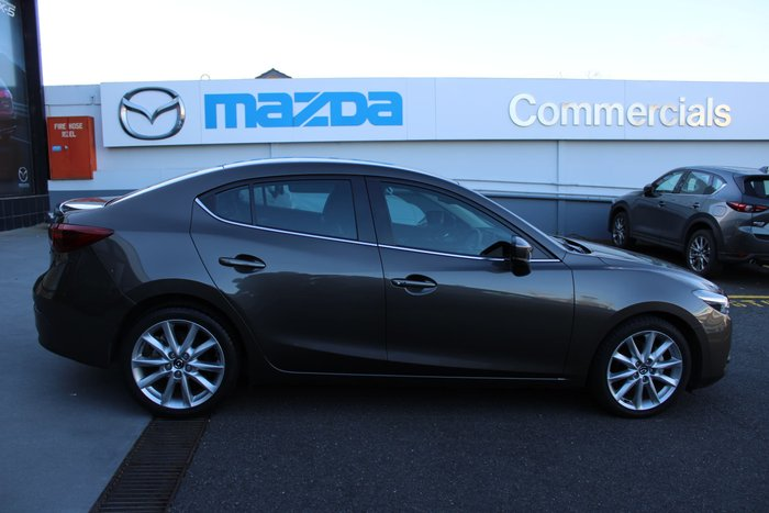 2017 Mazda 3 SP25 GT BN Series Bronze
