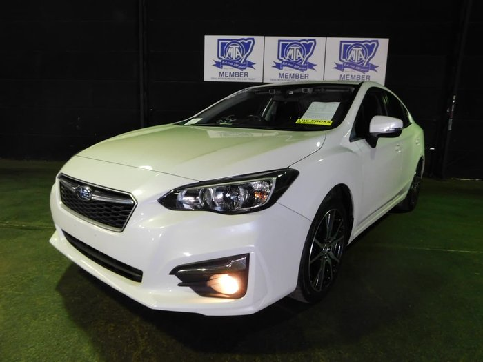 2017 Subaru Impreza 2.0i G5 MY17 Four Wheel Drive White