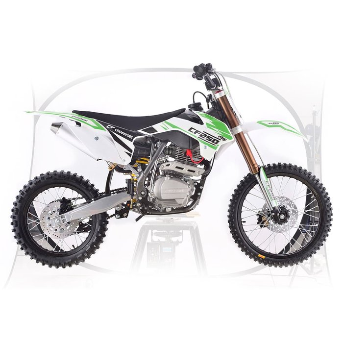 2019 CROSSFIRE CF250 null null Green