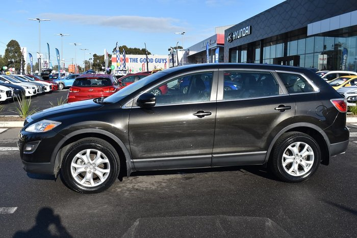 2012 Mazda CX-9 Classic TB Series 4 MY12 Black