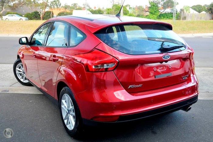 2016 Ford Focus Trend LZ Red