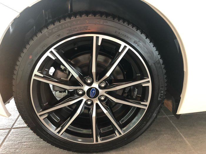 2018 Subaru BRZ Z1 MY18 White