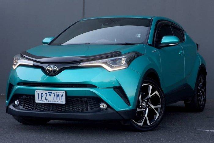 2017 Toyota CH-R