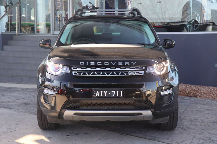 2015 Land Rover Discovery Sport SD4 HSE L550 MY16 4X4 Constant Black