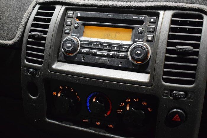 2012 Nissan Navara RX D40 Series 6