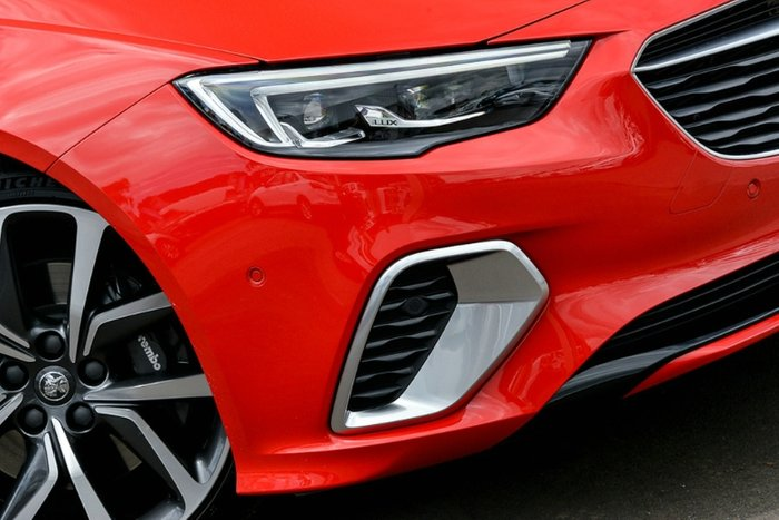 2017 Holden Commodore VXR ZB MY18 4X4 On Demand ABSOLUTE RED