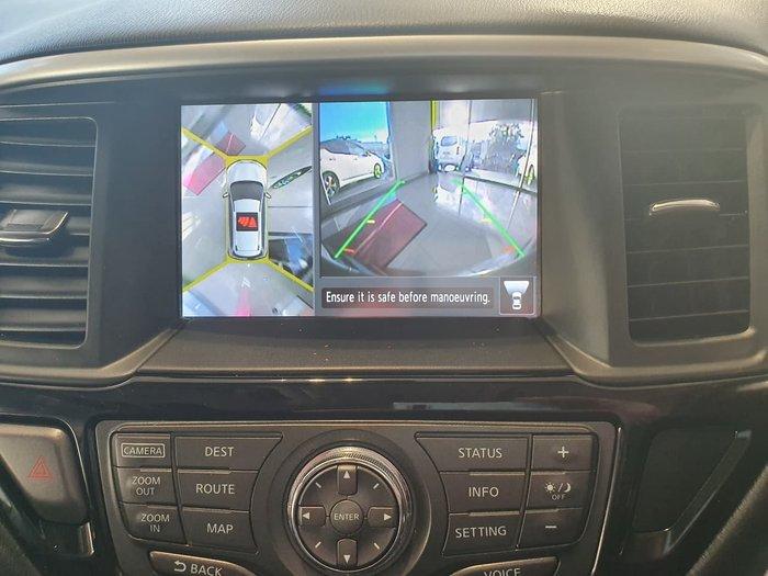 2014 Nissan Pathfinder ST-L R52 MY14 White
