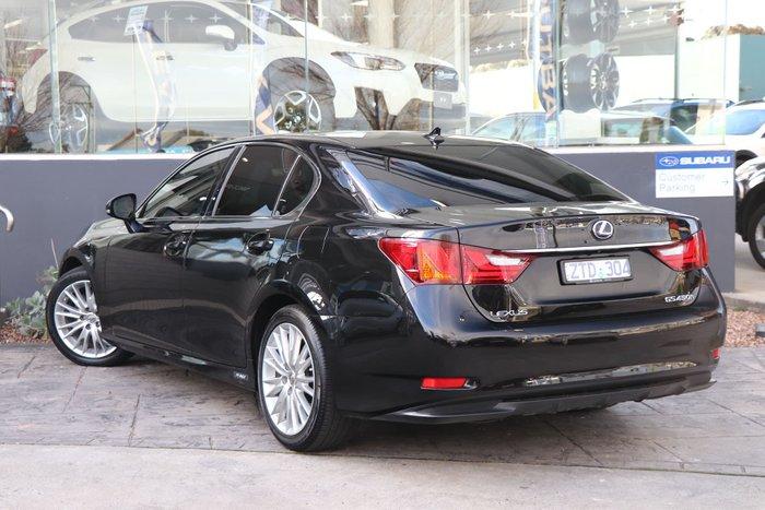 2012 Lexus GS GS450h Sports Luxury GWL10R Black