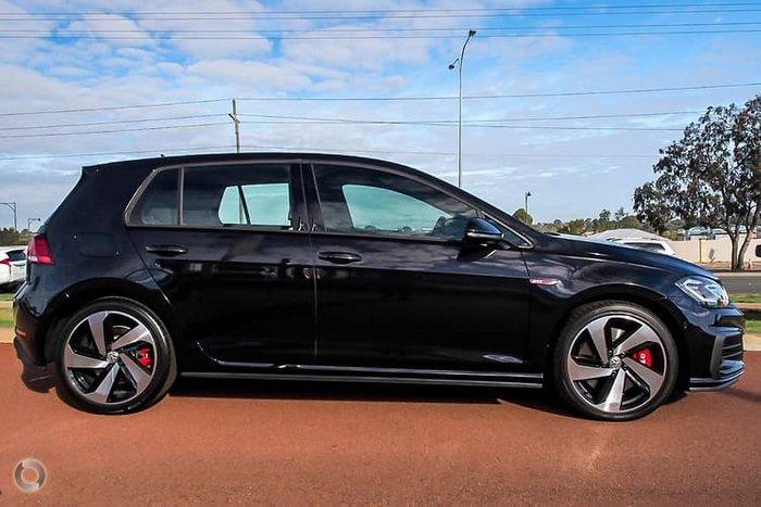 2019 Volkswagen Golf GTI 7.5 MY19.5 Black