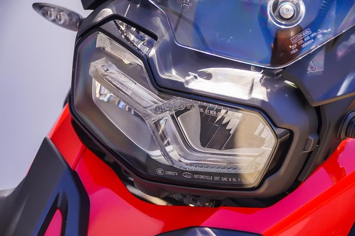 2019 BMW F 850 GS null null Red