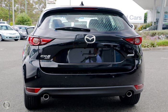 2019 Mazda CX-5 Touring KF Series 4X4 On Demand Black