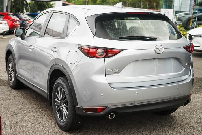 2019 Mazda CX-5 Touring KF Series 4X4 On Demand Silver