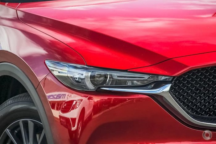 2019 Mazda CX-5 Maxx Sport KF Series 4X4 On Demand Red