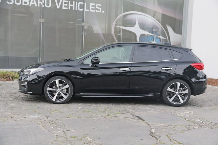 2018 Subaru Impreza 2.0i-S G5 MY19 Four Wheel Drive Black