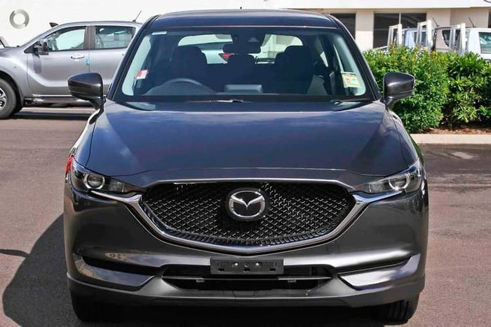 2019 Mazda CX-5 Maxx KF Series Grey