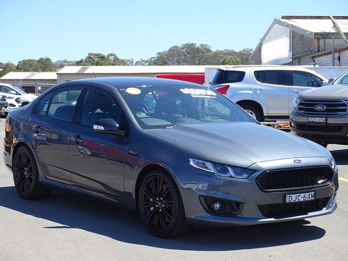 2016 Ford Falcon XR8 Sprint FG X Grey