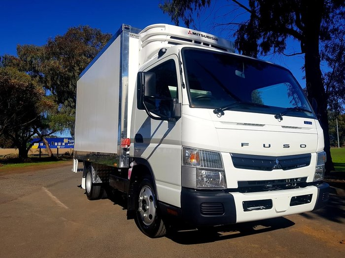 2018 FUSO CANTER 515 WIDECAB AMT *DEMO DEALS NOW ON MAKE AN OFFER* null null null