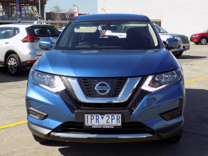 2019 Nissan X-TRAIL ST T32 Series II Blue