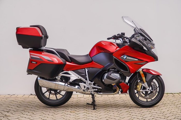 2019 BMW R 1250 RT SPORT null null Red