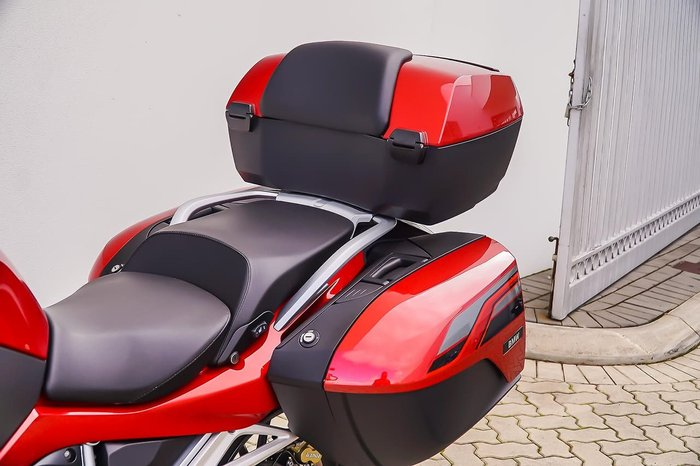 2019 BMW R 1250 RT null null Red