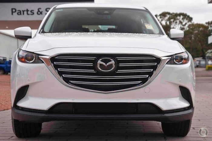 2019 Mazda CX-9 Touring TC White