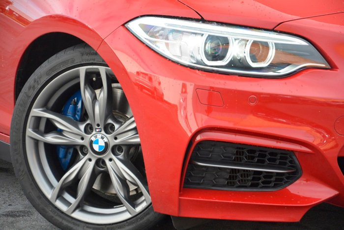 2016 BMW 2 Series M235i Red