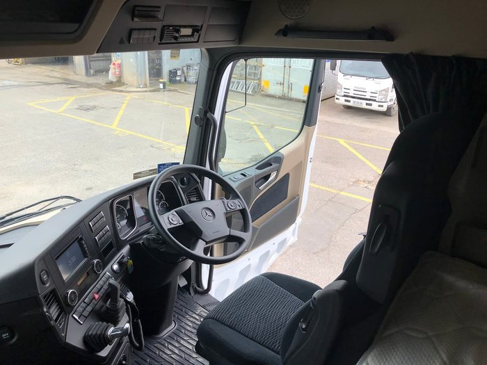 2019 MERCEDES-BENZ 2658 ACTROS DEMONSTRATOR null null White