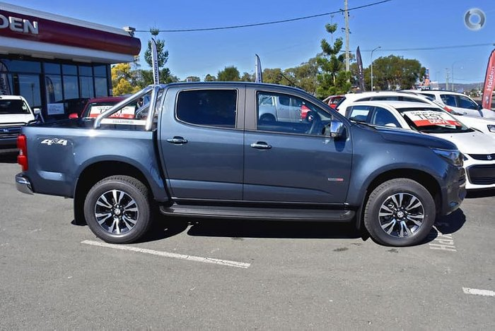 2019 Holden Colorado LTZ RG MY19 4X4 Dual Range Blue