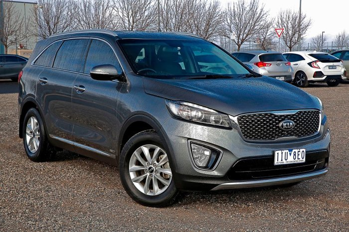 2015 Kia Sorento Si UM MY15 4X4 On Demand Grey