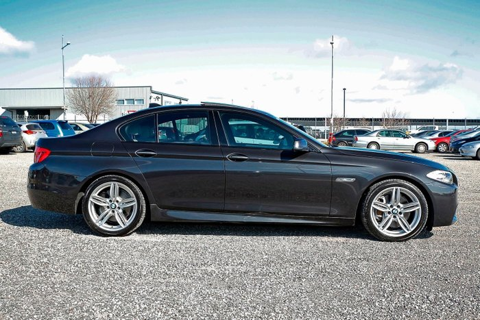 2013 BMW 535d F10 MY13 Grey