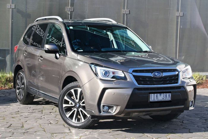 2016 Subaru Forester XT Premium S4 MY16 Four Wheel Drive Brown